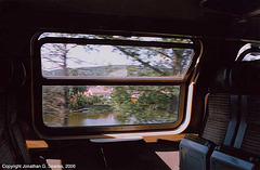 View from Upper Deck of CD Class 471 EMU, Bohemia(CZ), 2006