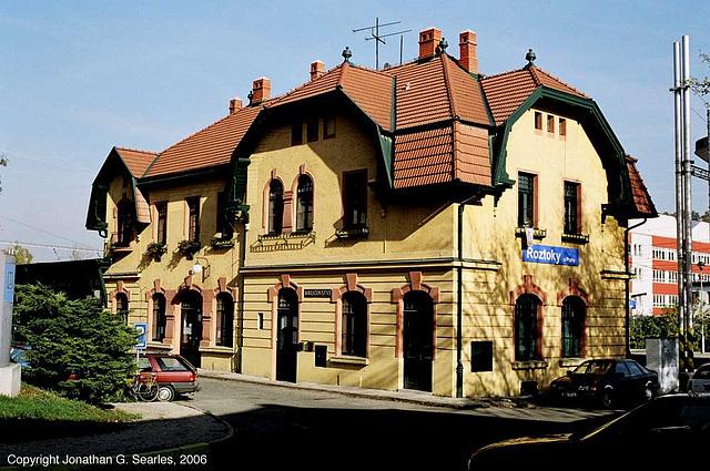 Roztoky U Prahy Nadrazi, Roztoky U Prahy, Bohemia(CZ), 2006