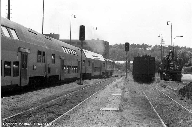 Tynec nad Sazavou Railway Yard, Tynec nad Sazavou, Bohemia(CZ), 2005