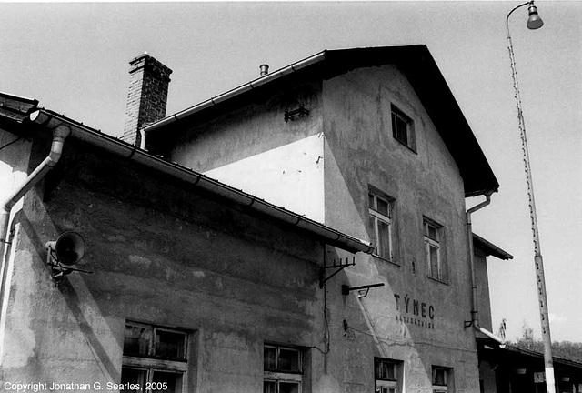 Tynec nad Sazavou Nadrazi, Tynec nad Sazavou, Bohemia(CZ), 2005