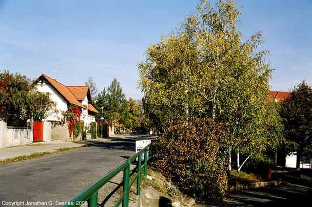 Jungmannova Ulice, Roztoky U Prahy, Bohemia(CZ), 2006