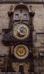 Prazky Orloj (Prague Astronomical Clock), Prague, CZ, 2006