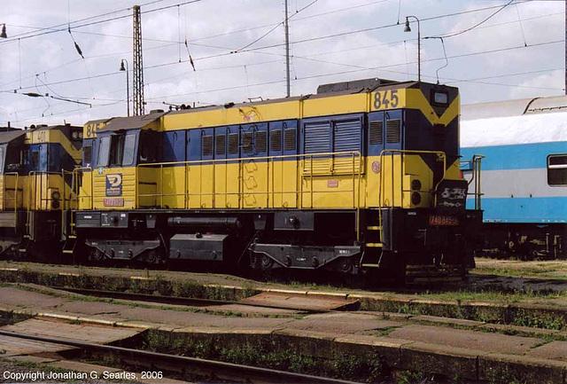 Doprava #740 845-3, Cercany, Bohemia(CZ), 2006