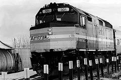 Amtrak #301, Plattsburgh, NY, USA, 1998
