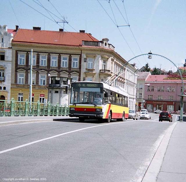 Skoda Trolejbus, Hradec Kralove, Kralovsky Kraj, East Bohemia(CZ), 2005