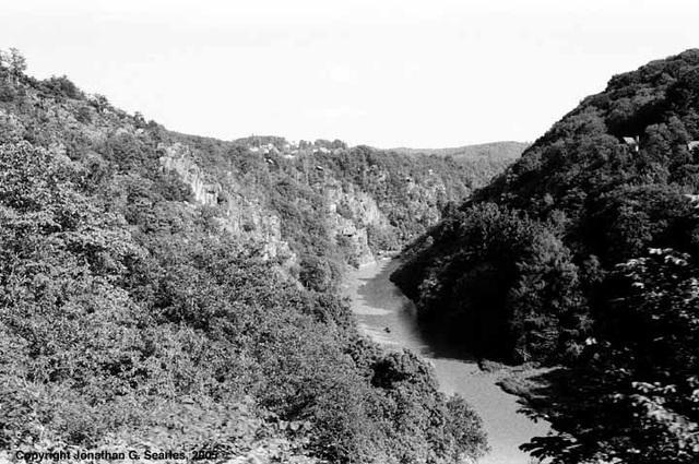River Sazava, Bohemia(CZ), 2005