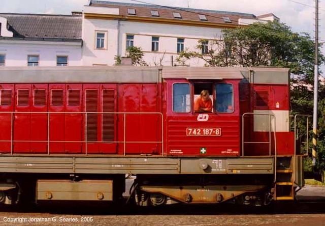 CD# 742 187-8, Kralupy nad Vltavou, Bohemia(CZ), 2005