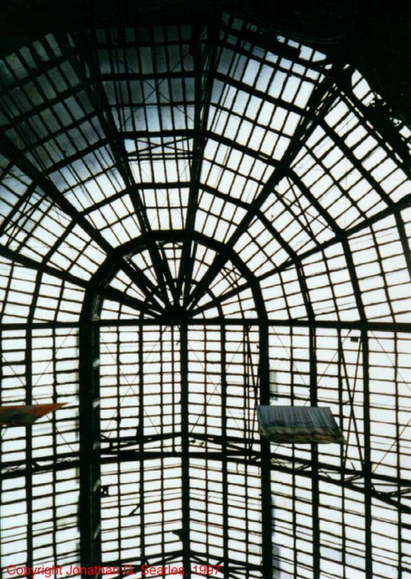 Glass Roof, The Arcade, Cleveland, OH, USA, 1997