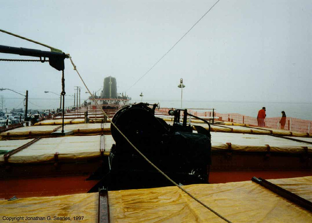 Deck Of The Mather, Cleveland, OH, USA, 1997