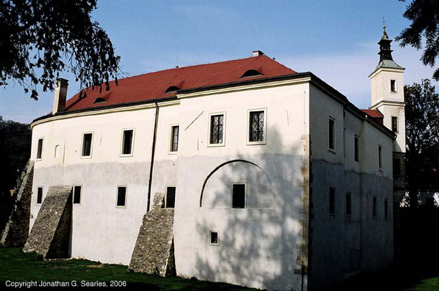 Roztocky Zamek, Roztoky U Prahy, Central Bohemia(CZ), 2006