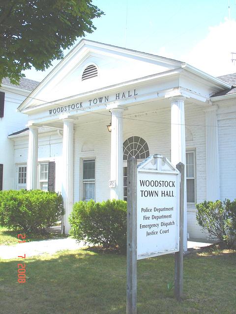 Woodstock Town Hall