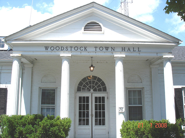 Woodstock Town Hall