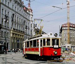 DPP #349, Picture 1, Namesti Republiky, Prague, CZ, 2006