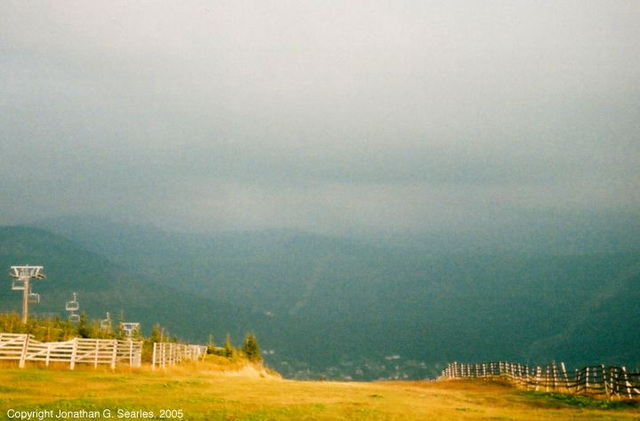 Thunderhead On Medvedin, CZ, 2005