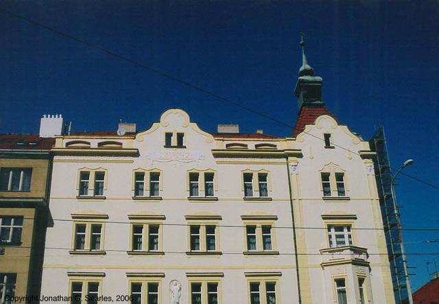 U Sladku, Prague, CZ, 2006