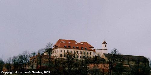 Spilberk, Brno, Moravia (CZ), 2005