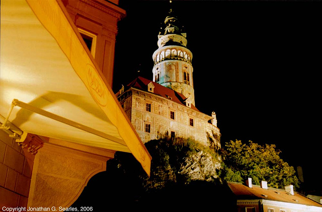 Krumlovsky Zamek, Cesky Krumlov, South Bohemia (CZ), 2006