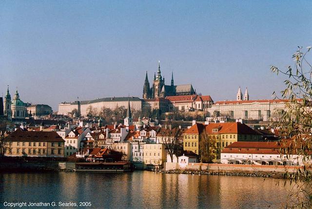 Hradcany and Mala Strana, Prague, CZ, 2005