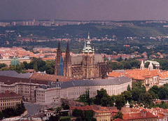 St. Vitus's Cathedral, Prague, CZ, 2005