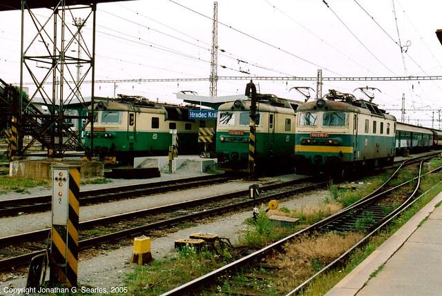 CD Class 130s, Hradec Kralove, Kralovsky Kraj, CZ, 2005