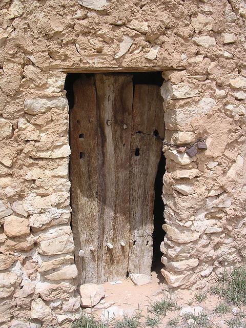 stabile Tür
