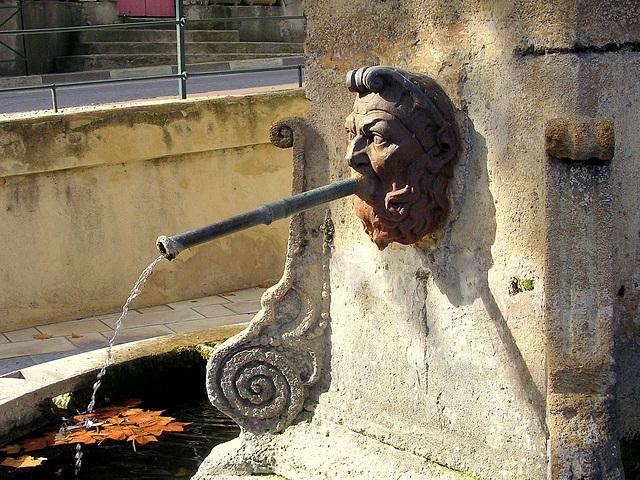 j'en ai les yeux qui me sortent des orbites, à force de souffler cette eau !