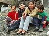 Kinder am Wegrand / Children in the wayside