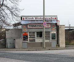 Kiosk Blohmstraße
