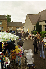 Vide-greniers 1er mai 2002