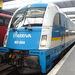 ARRIVA -Deutscher Zug