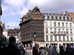Straßburg (Maison Kammerzell)