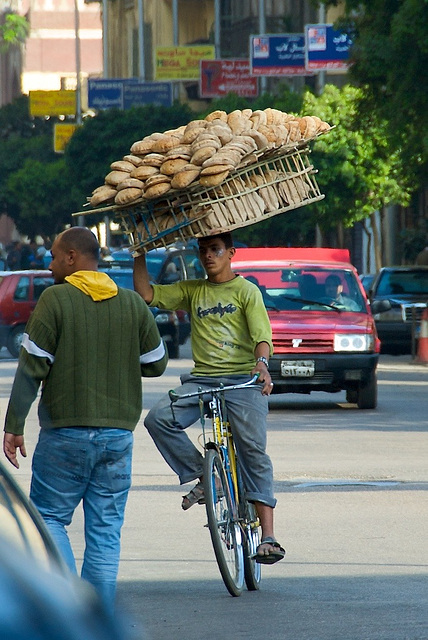 Bread Delivery