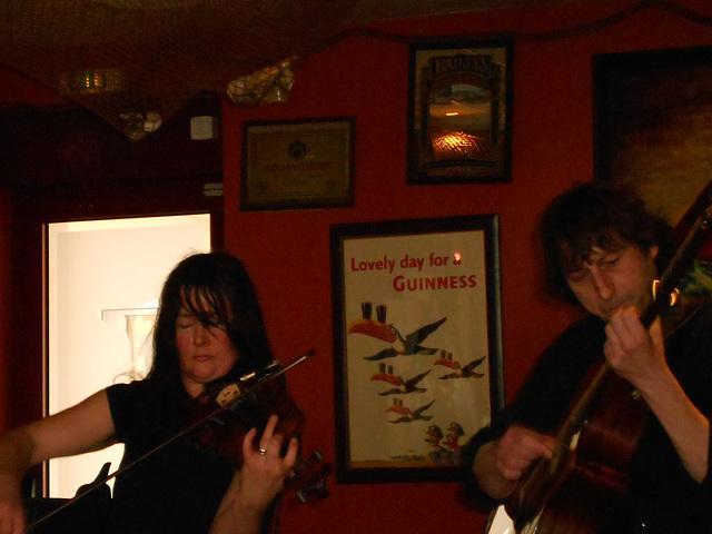 musique irlandaise,