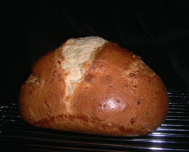 Pane al Formaggio 1