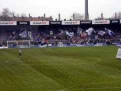 Osnatel-Arena, Heimblock