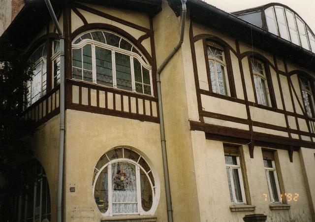 Quedlinburg Haus am Bahnhof