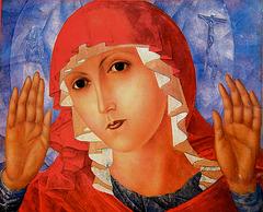 Notre-Dame de Compassion qui touche les Cœurs les plus endurcis