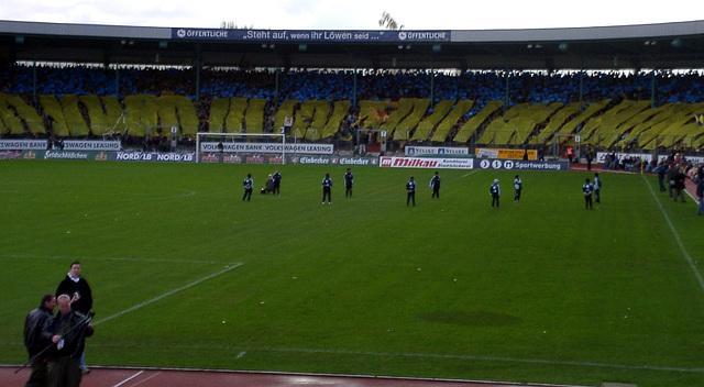 Choreography Eintracht Braunschweig