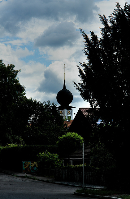 Icking - Heilig-Kreuz-Kirche (neu)