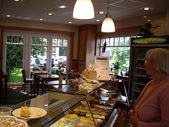 in einer Bäckerei in Friesland