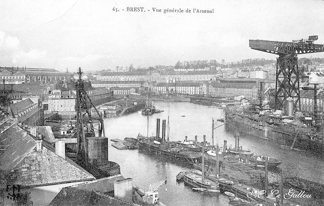 Brest L'arsenal