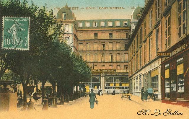Brest Le Continental (Le Conti)