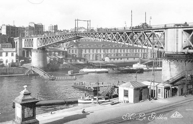 Brest Le Petit Pont Gueydon