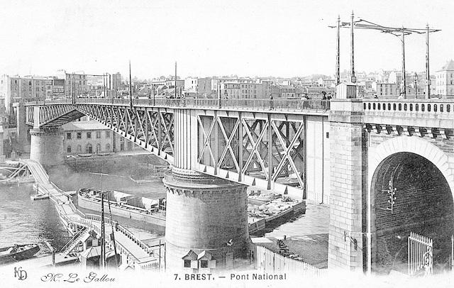 Brest Le pont national 2