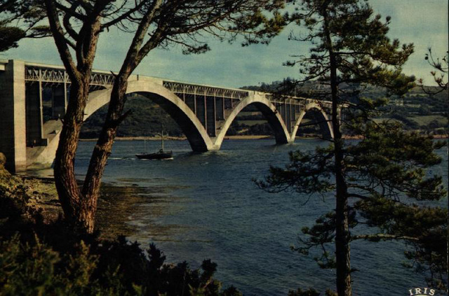 Plougastel Pont Albert Loupe