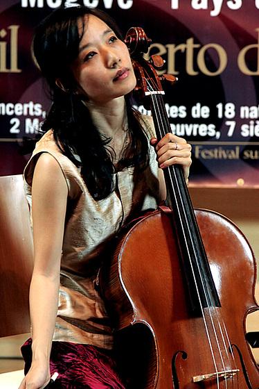 soojin pour son diplôme de soliste, le 7 février prochain