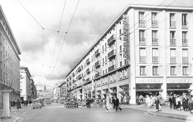 Brest Rue de Siam 1960