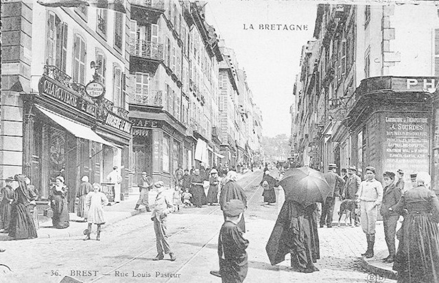 Brest Rue Louis Pasteur 3