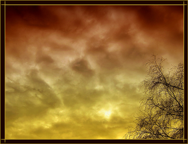 I dream about a *Golden Sky*...