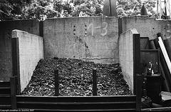 Coal Bunker, Rangierbahnhof Tempelhof, Berlin, Germany, 2007
